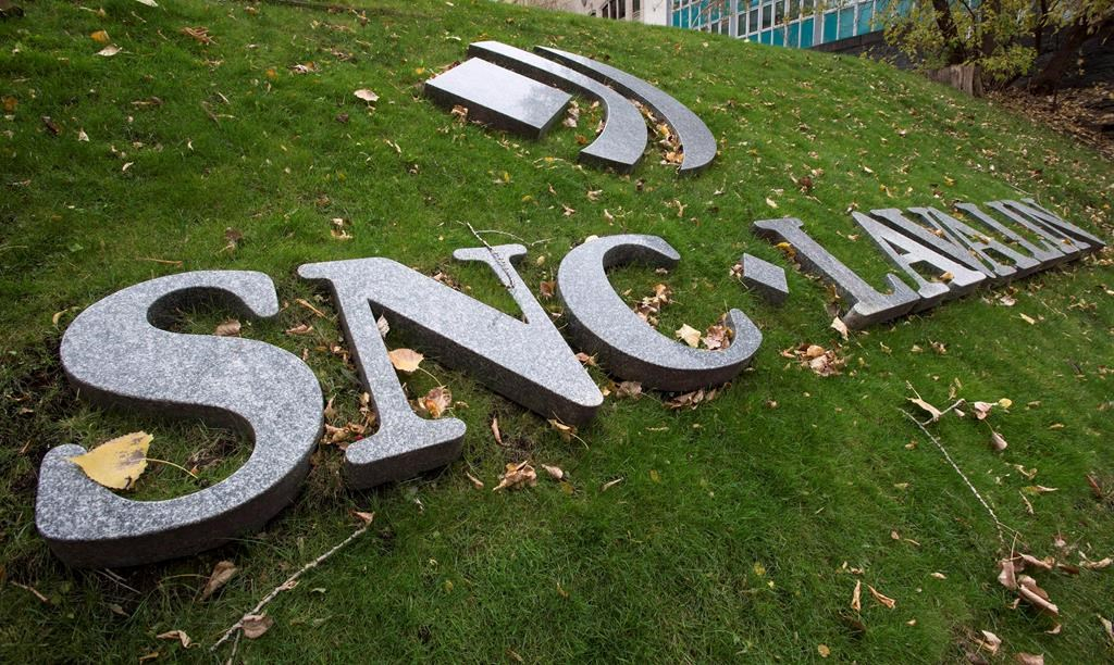 SNC-Lavalin shares fall to near 15-year low after warning