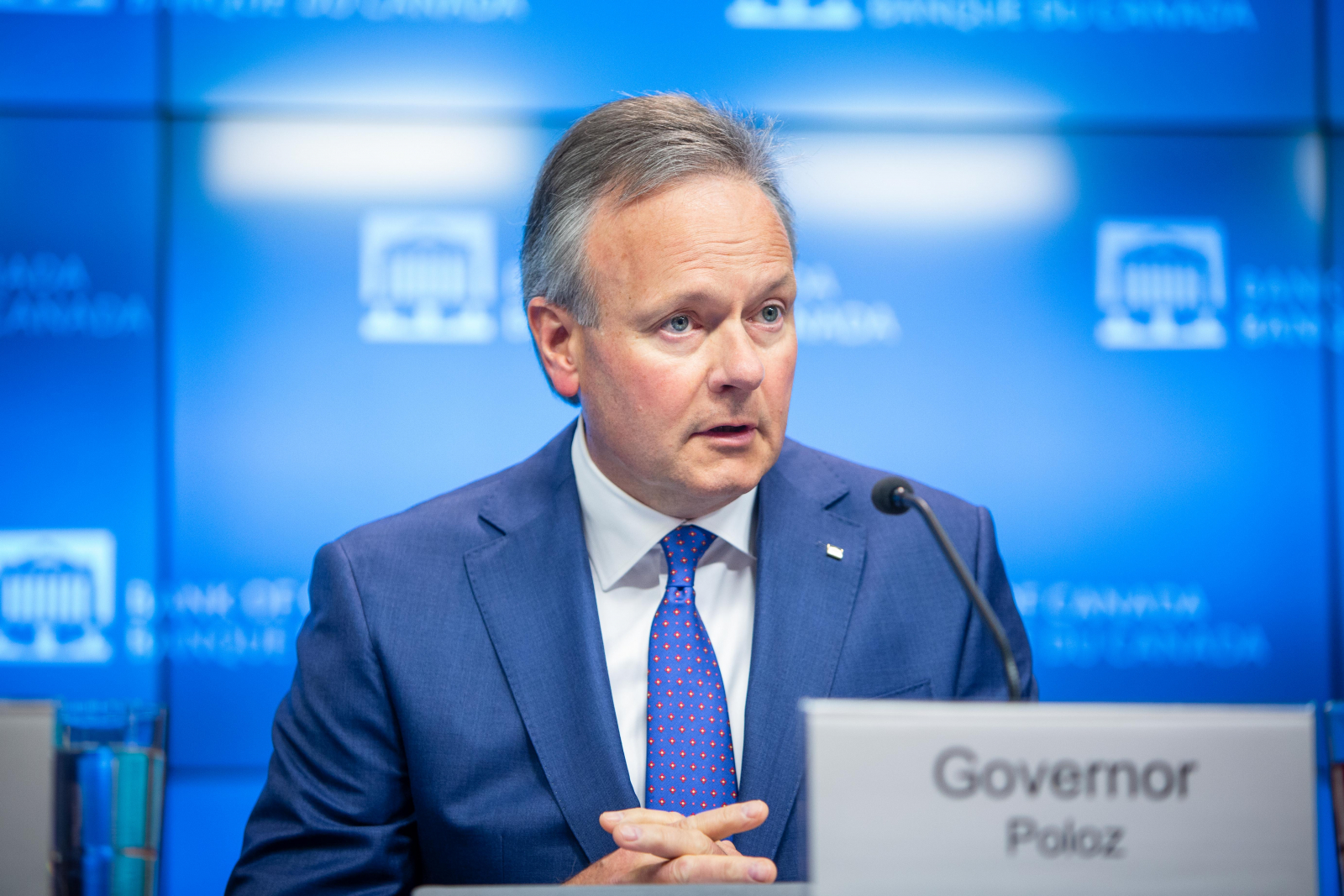 Bank of Canada warns 'fire sales' of carbon-intensive assets could 'destabilize' financial system
