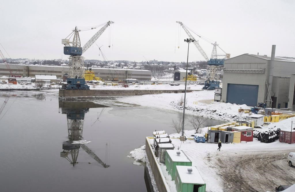 Feds amend shipyard search following complaint about bias