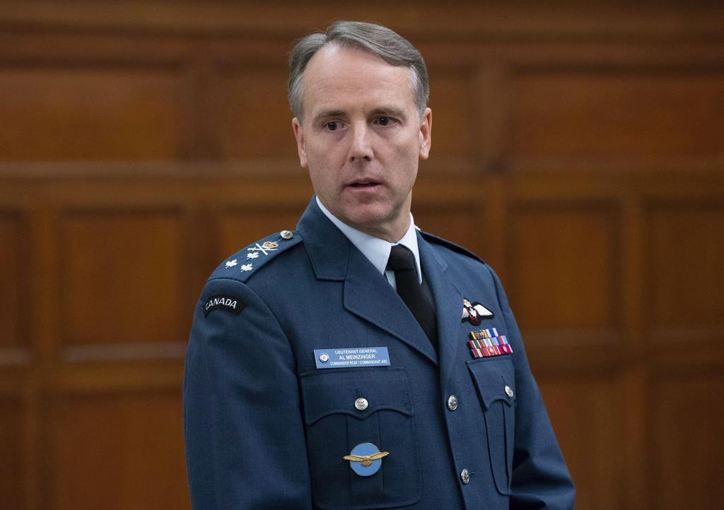 Air force commander eyes bonuses to address shortage of