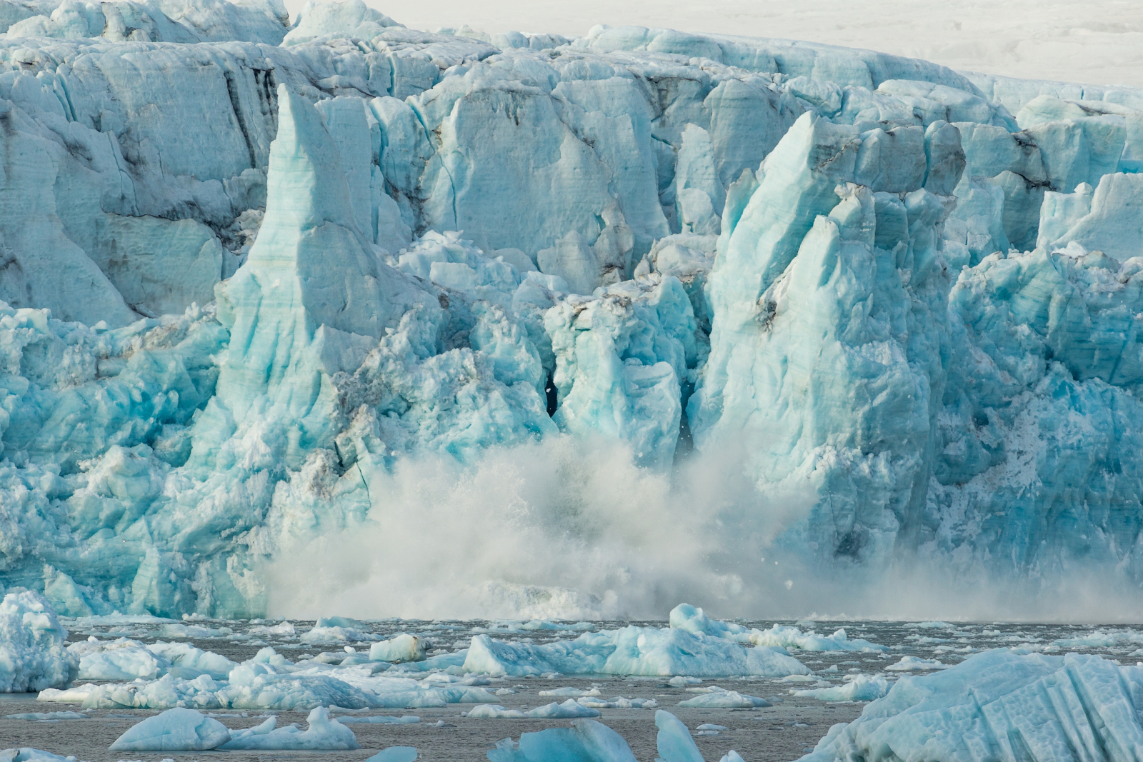 Oceans and glaciers bearing 'unprecedented' impact of climate change: IPCC