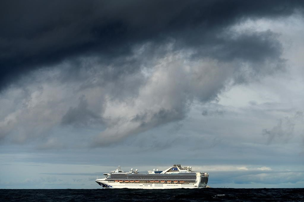 Don't travel on cruise ships due to coronavirus risk, State Department urges