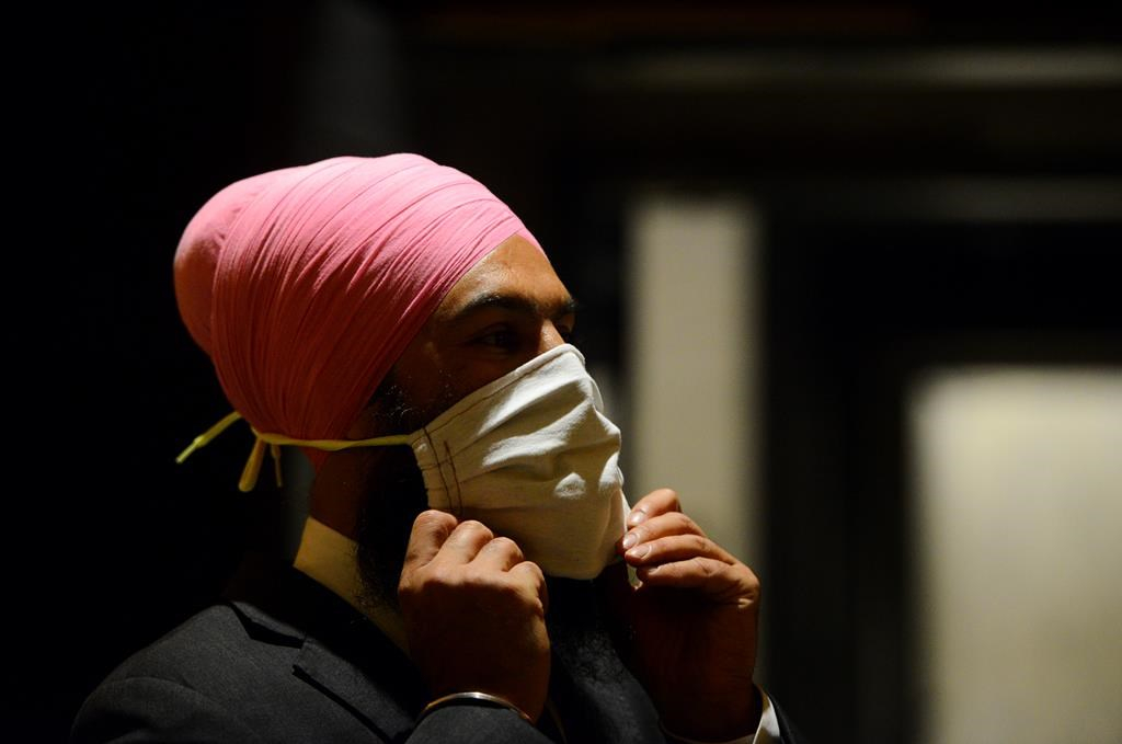 Trudeau announces deal with General Motors to produce 10 million face masks