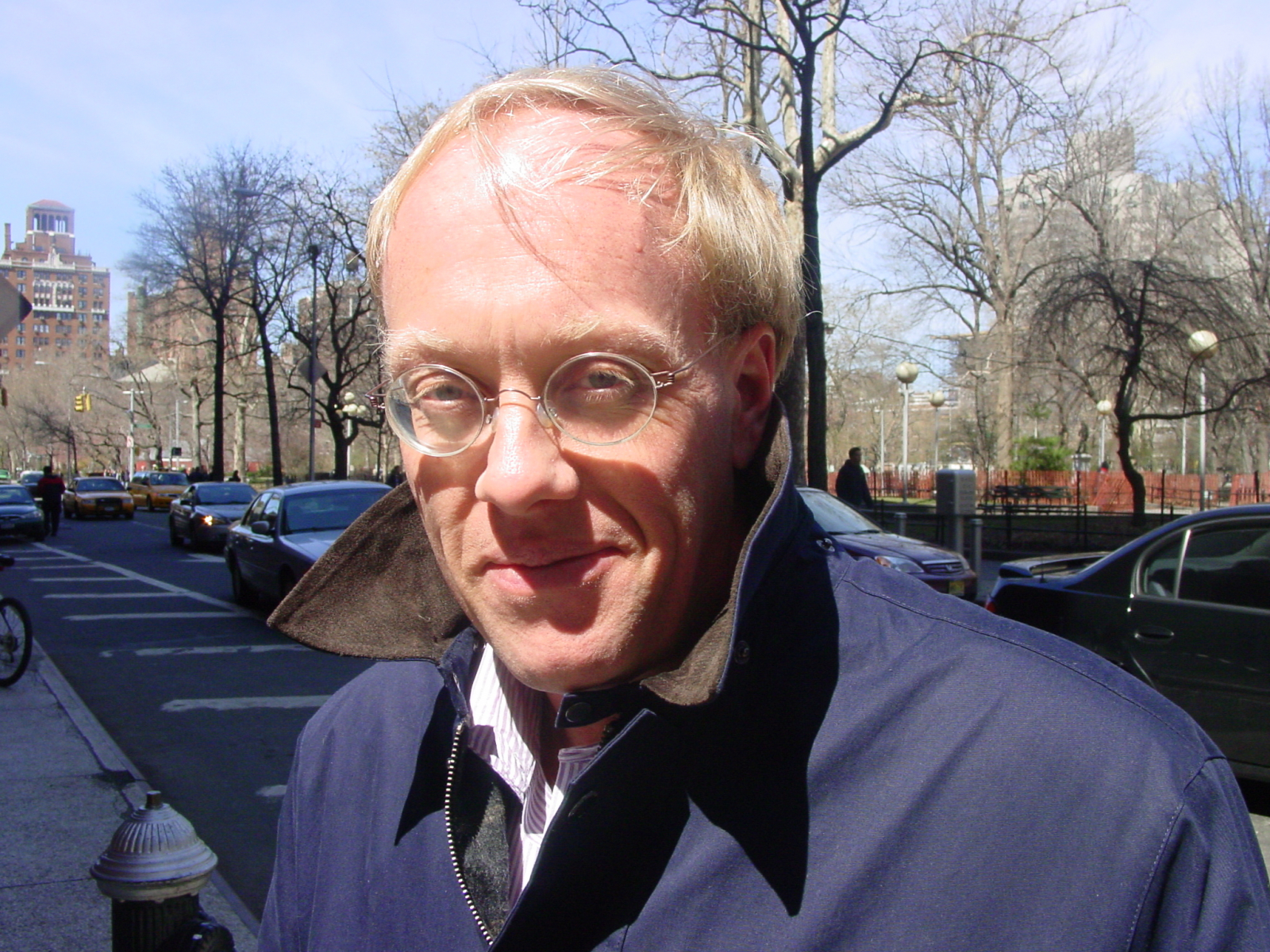 End Times For American Democracy An Interview With Chris Hedges National Observer