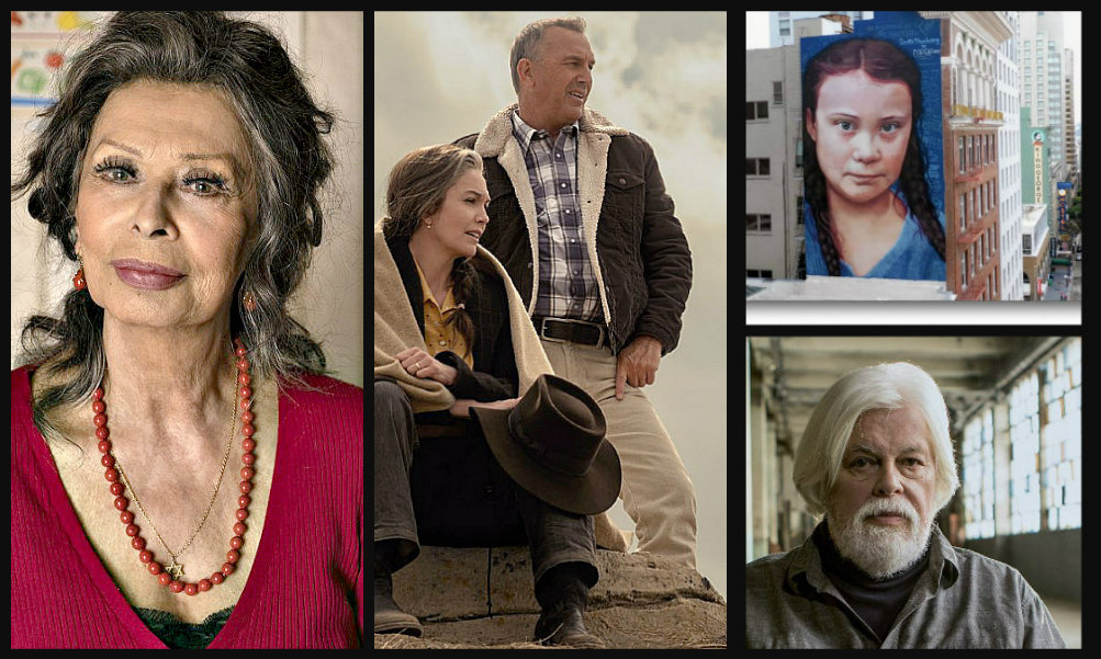 Film Reviews Movies With Sophia Loren Kevin Costner Diane Lane And Eco Activists New And Old National Observer