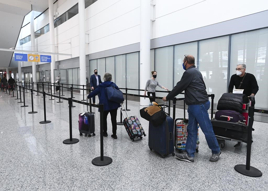 Some Travellers Arriving At Toronto Airport Refuse To Follow Quarantine Act Canada S National Observer News Analysis