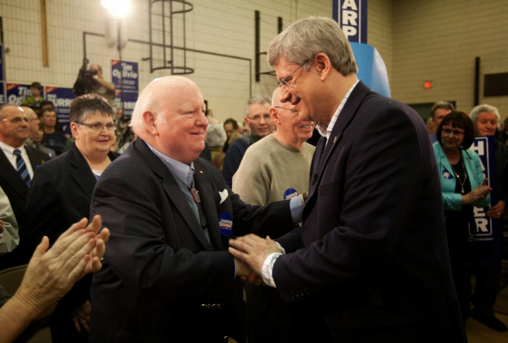 Duffy diaries, Enbridge, Stephen Harper, Mike Duffy, Senator Duffy