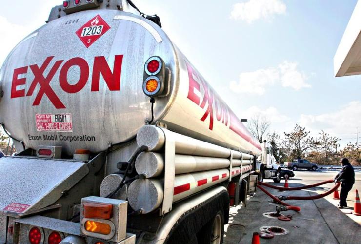 Exxon, oil