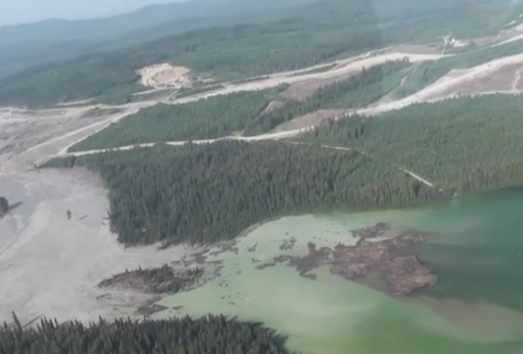 mount polley, disaster, Alaska, First Nations