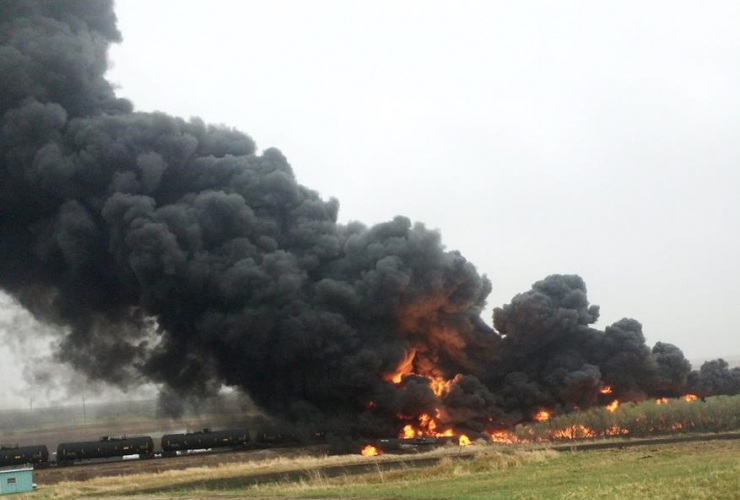 Oil, oil shipment, North Dakota, National Transportation Safety Board