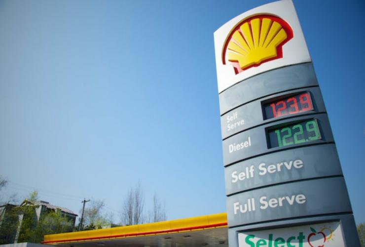shell, carmon creek. oil sands, energy politics