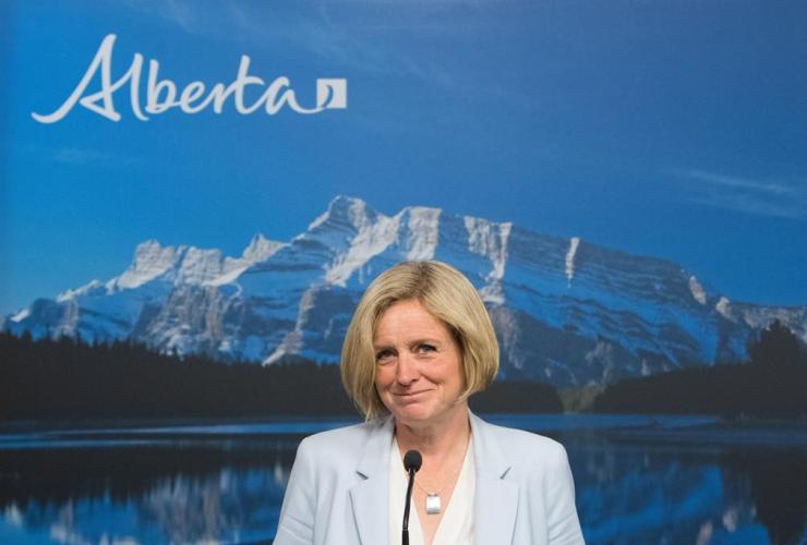 Rachel Notley, Alberta Politics, Canadian Politics, Clean Energy, Coal
