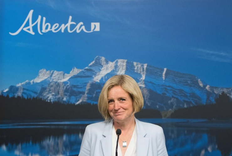 Rachel Notley, Alberta Politics, Canadian Politics, Clean Energy, Coal