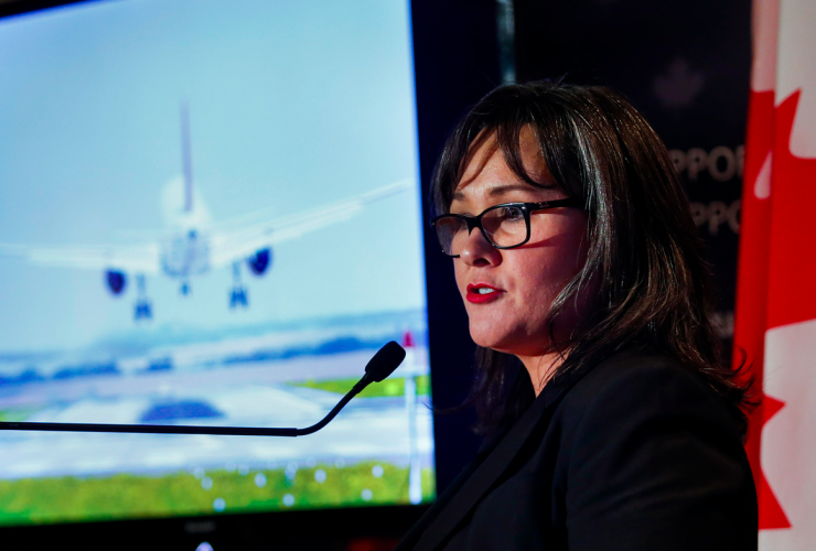 Environment Minister Leona Aglukkaq climate targets