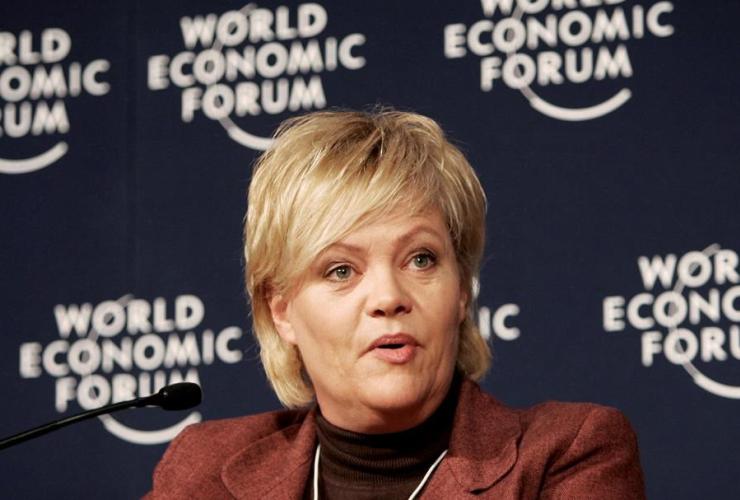 Kristin Halvorsen, Norway, Foreign Minister, Alberta, oil sands