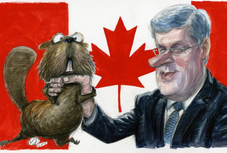 Harper, Canadian Prime Minister, worst prime minister, Canadian politics, 2015 federal election