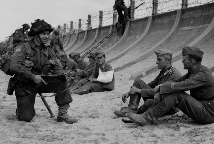 D-Day, Canada, Second World War, Canadian citizenship,