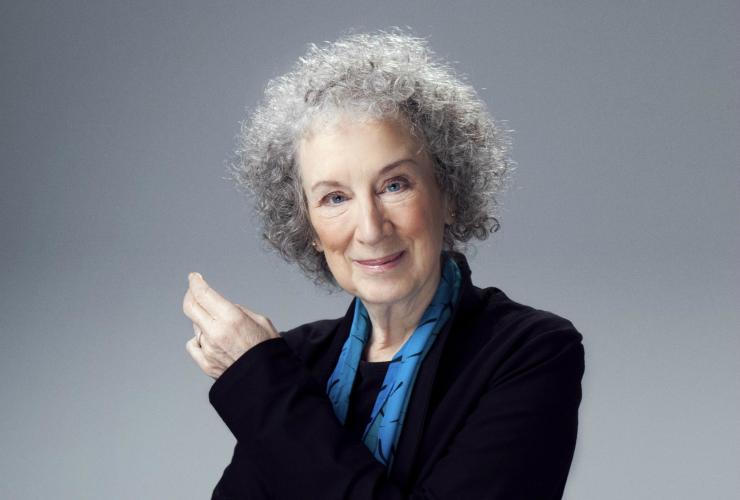 Margaret Atwood, Canadian authors, C-51, Canadian politics, Harper