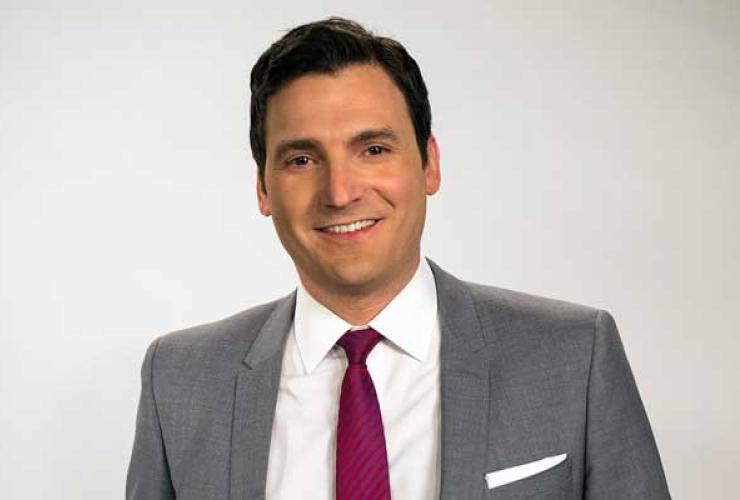 Evan Solomon, power and politics, CBC