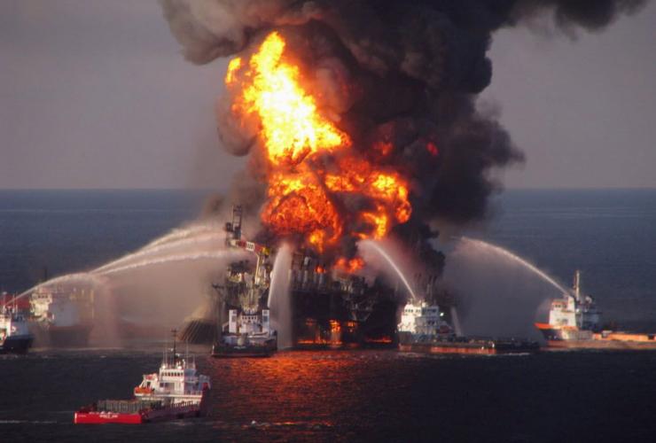 BP oil spill, Deep Horizon