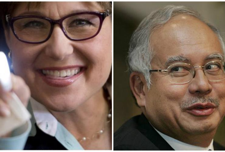 LNG, Petronas, B.C. government, B.C. politics, Christy Clark