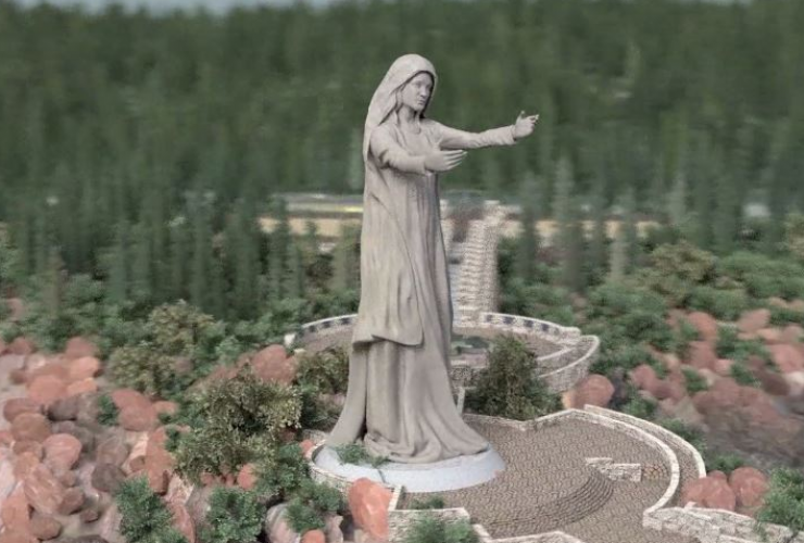 Mother Canada, Green Cove, Elizabeth May
