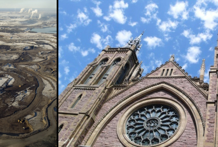 Tar sands assets divested by United Church of Canada