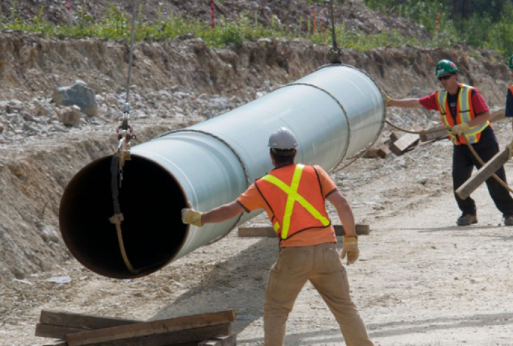 Trans Mountain pipeline expansion