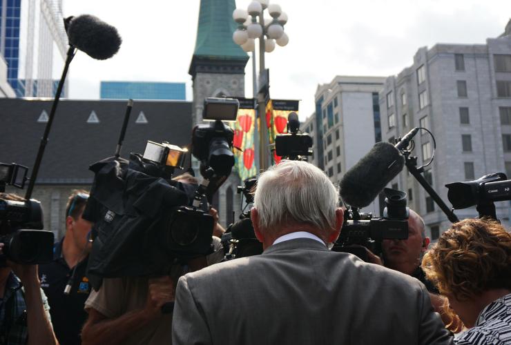 Donald Bayne, Mike Duffy, Nigel Wright, Duffy trial, Senate spending scandall