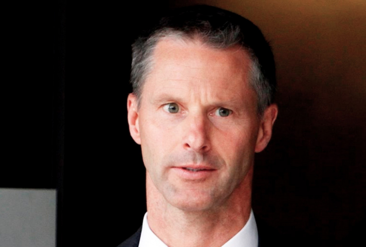 Nigel Wright, star witness at the Duffy trial Canadian Press photo