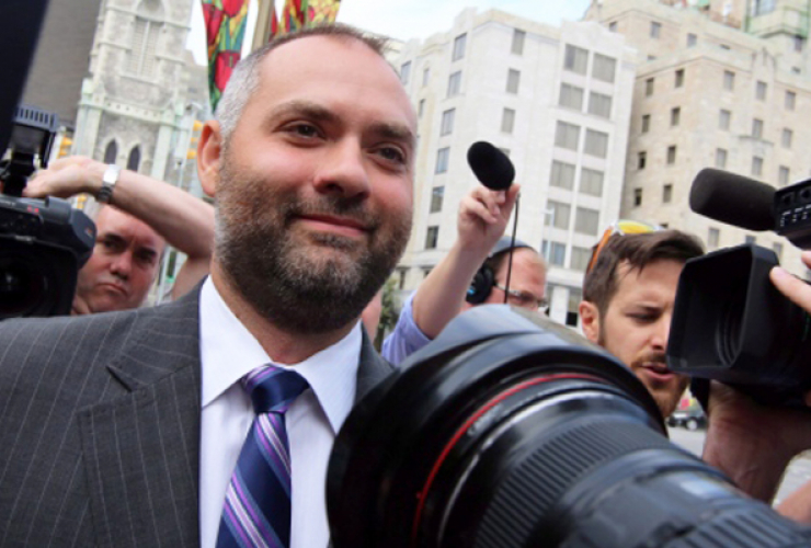 PMO lawyer Perrin at Duffy trial 082015 CP photo
