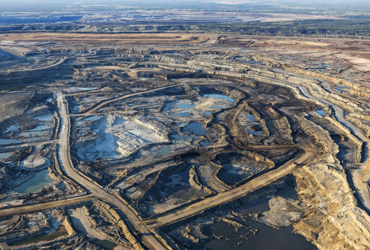 Suncor Oil Sands - Andy Wright