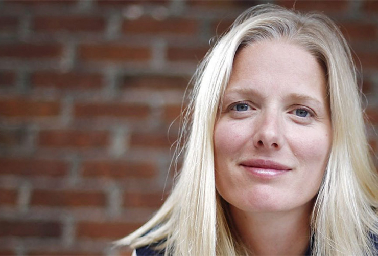 Canada's new environment minister catherine_mckenna