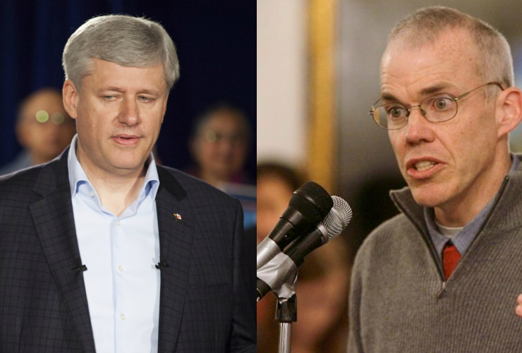 stephen_harper_and_bill_mckibben