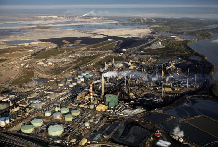oil sands emissions - National Observer