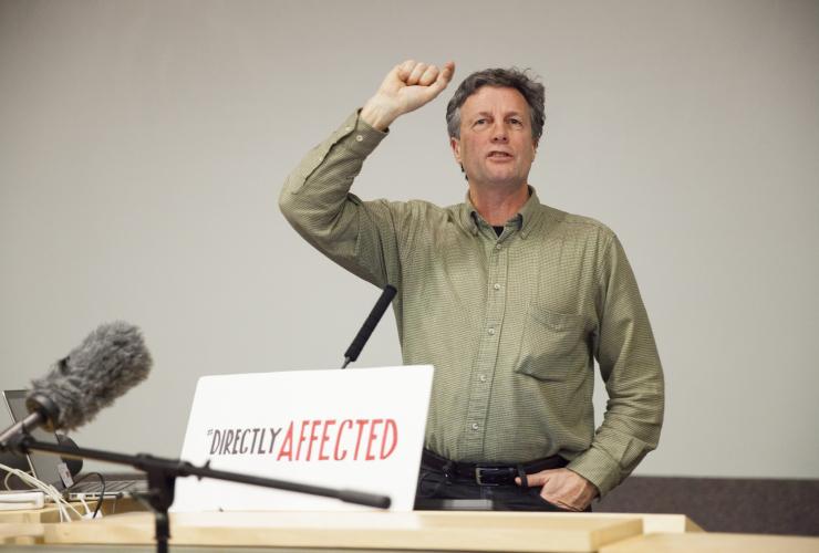 Mark Jaccard - SFU climate economist - Directly Affected film - Mychaylo Prystupa