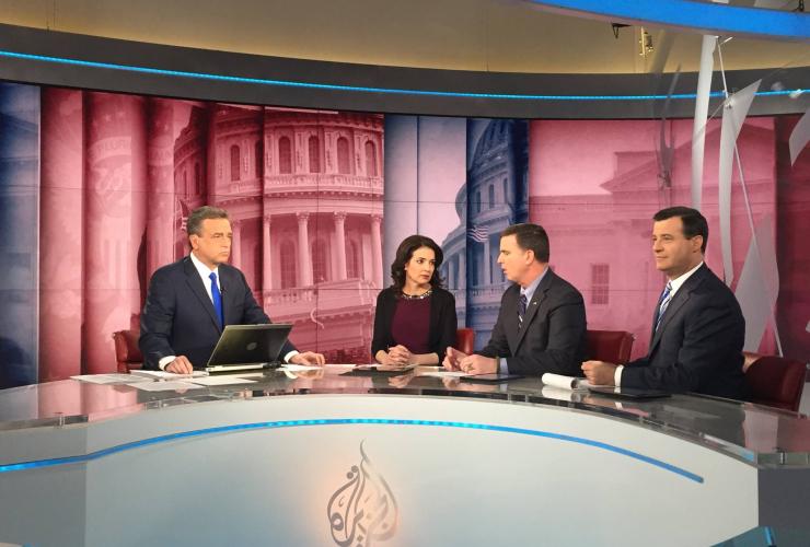 Aljazeera America, Aljazeera, news media, U.S. elections