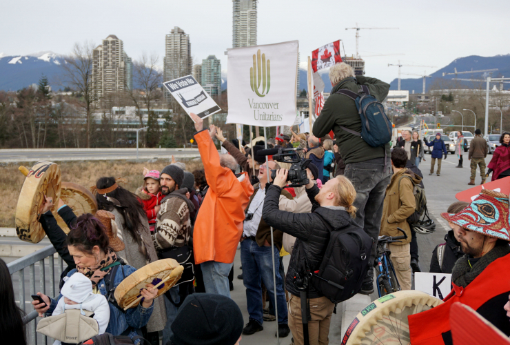 Kinder Morgan, pipeline protest, Trans Mountain expansion, Burnaby, National Energy Board
