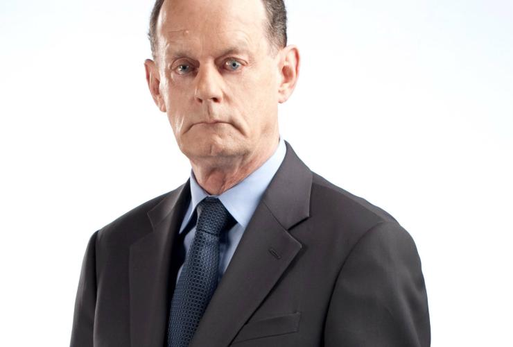 Rex Murphy. Photo courtesy of the CBC