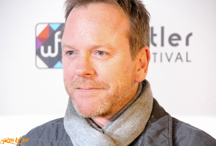 Keifer Sutherland of 24 by Tav Rayne