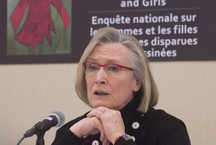 Hon. Carolyn Bennett, Minister of Indigenous and Northern Affairs