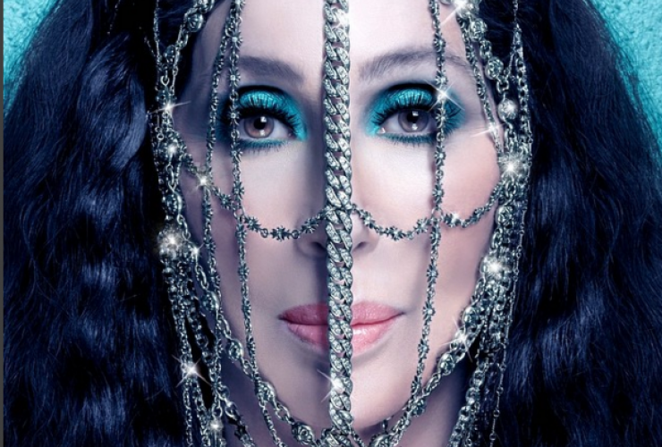 Cher. Courtesy of Cher