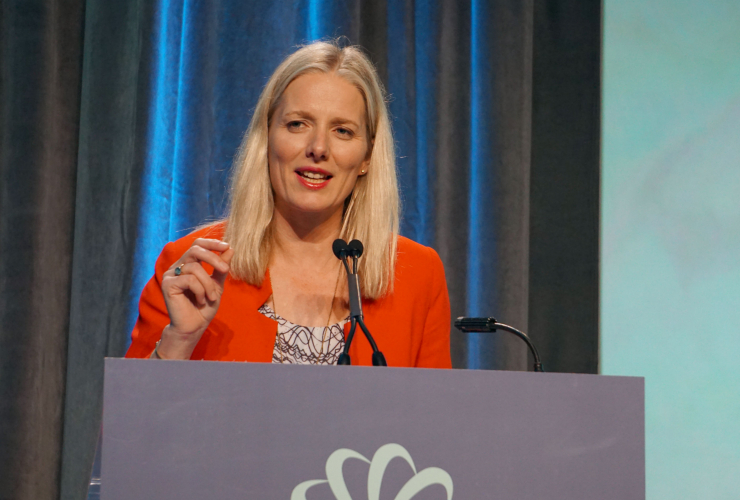 Environment and Climate Change Canada, Catherine McKenna, Globe Series 2016, climate change, carbon tax