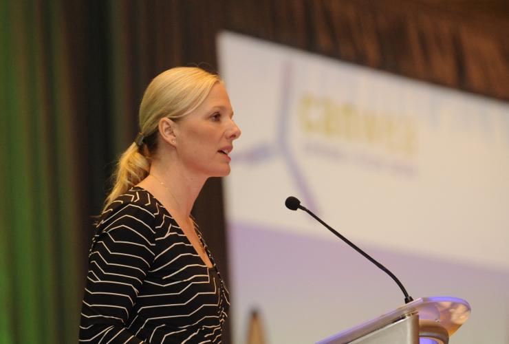 Environment Minister Catherine McKenna