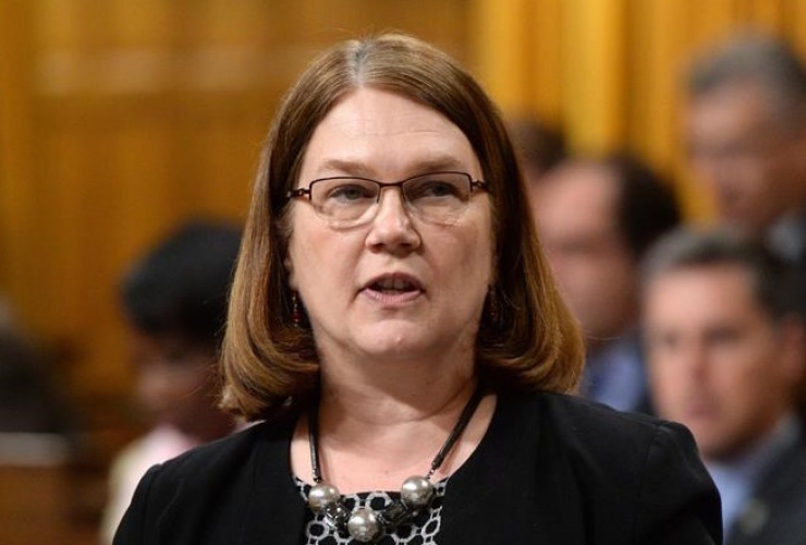 Jane Philpott, Lyme disease, climate change, global warming, Public Health Agency of Canada