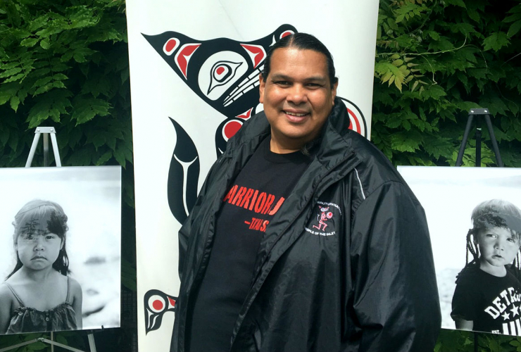 Tsleil-Waututh Nation, Rueben George, National Energy Board, Kinder Morgan, Trans Mountain pipeline expansion, Burnaby, pipeline protest, Indigenous rights