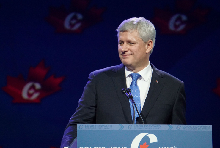 Stephen Harper, Conservative Convention, Tory, Calgary-Heritage, Vancouver