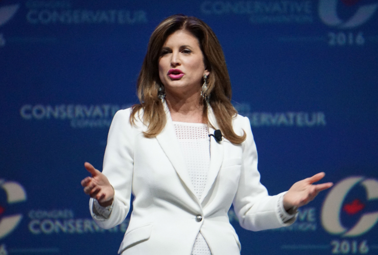 Rona Ambrose, Conservative Party of Canada, Vancouver, Conservative Convention