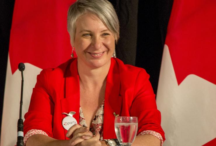 Patty Hajdu, Liberal Party of Canada, Winnipeg, 2016