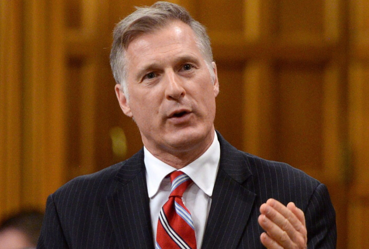 Maxime Bernier, Conservative Convention, Beauce, Tory leadership race